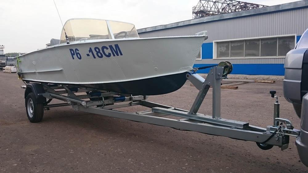 куплю лодку с прицепом